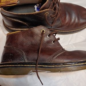 Dr. Martians Sussex industrial Chukka boots